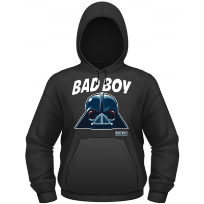 Hooded Sweater - Bad Boy, Angry Birds