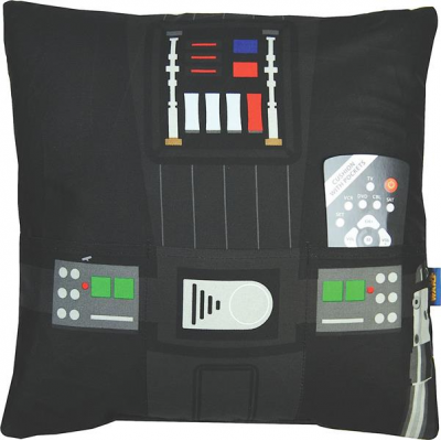 Cushion with pockets - Darth Vader 38 x 38 x 15 cm - STAR...