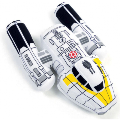 Plush Figure - Y-Wing Bomber 15 cm - STAR WARS