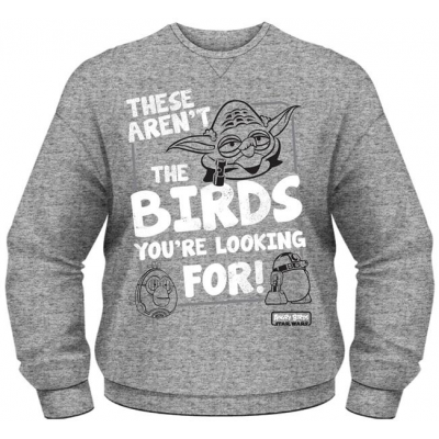 Sweater - These Arent The Birds..