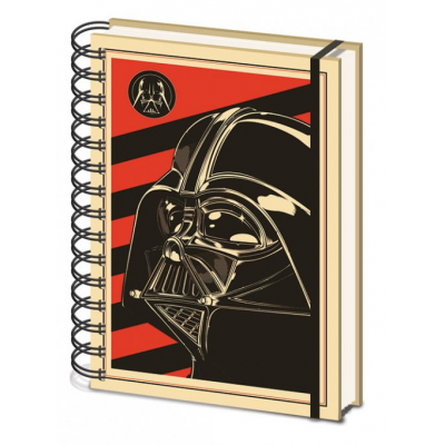 Notizbuch - Darth Vader A5 - STAR WARS