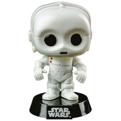 POP! Vinyl Bobble-Head - K-3PO Limited Edition 10 cm -...