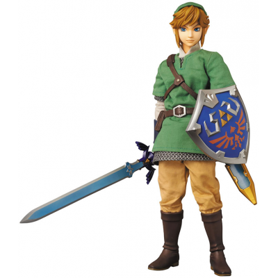 Actionfigur - Skyward Sword RAH Link 1/6 30 cm - The...