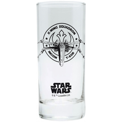 Trinkglas - X-Wing 290 ml - STAR WARS
