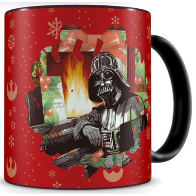 Tasse - Darth Vader, Christmas Ver. - STAR WARS