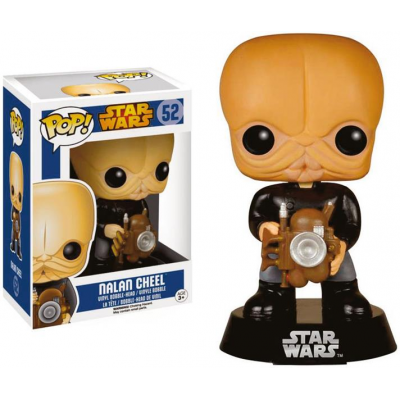 POP! Vinyl Bobble-Head - Nalan Cheel 9 cm - STAR WARS