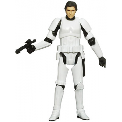 Action Figure - Stormtrooper Han Solo Giant Size 79 cm -...