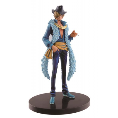 DXF Figure - Sanji 17 cm - One Piece