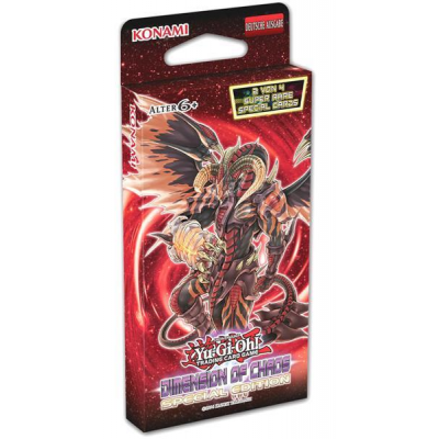 Dimension of Chaos Special Edition, deutsch - Yu-Gi-Oh!