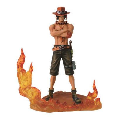 DXF Brotherhood II Figure - Portgas D. Ace 17 cm - One Piece