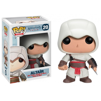 POP! Vinyl Figur - Altair 10 cm - Assassins Creed