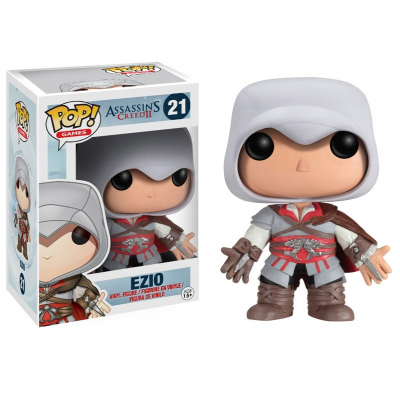 POP! Vinyl Figur - Ezio 10 cm - Assassins Creed