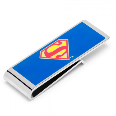 Geldklammer - Logo - Superman
