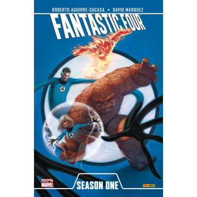 Marvel Season One: Fantastic Four