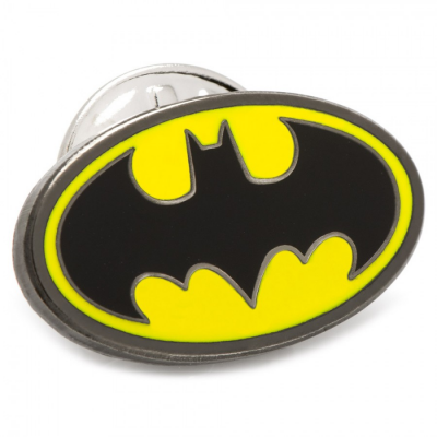Lapel Pin - Logo - Batman
