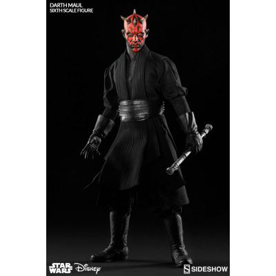 Action Figure - Darth Maul, Duel on Naboo (Episode I) 1/6...