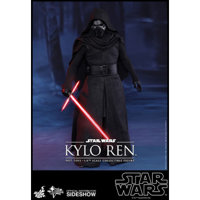 Movie Masterpiece Action Figure - Kylo Ren 1/6 33 cm -...