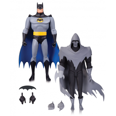 Batman Mask of the Phantasm Action Figure 2-Pack Batman &...