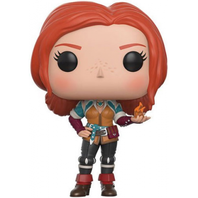 The Witcher POP! Games Vinyl Figur Triss 9 cm