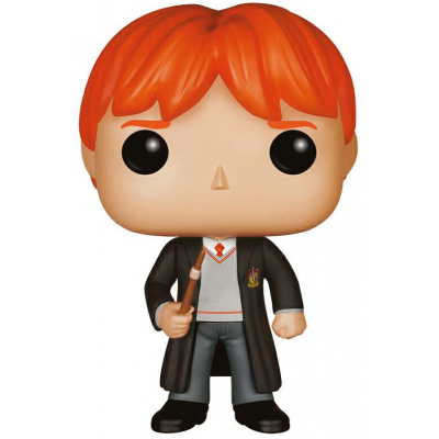 Harry Potter POP! Movies Vinyl Figure Ron Weasley 10 cm