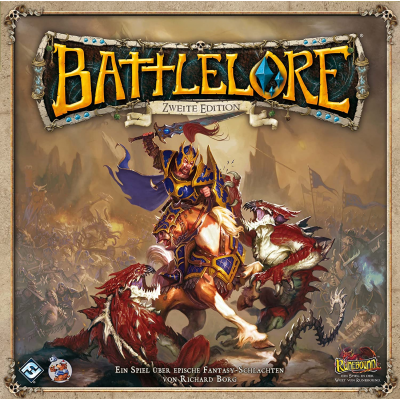 Battlelore 2. Edition Grundspiel, Deutsch
