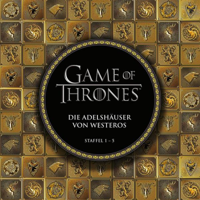 Game of Thrones: Die Adelshäuser von Westeros (Staffel 1-5)