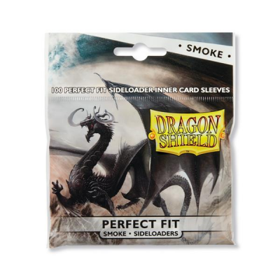Dragon Shield Standard Perfect Fit Sideloading Sleeves -...