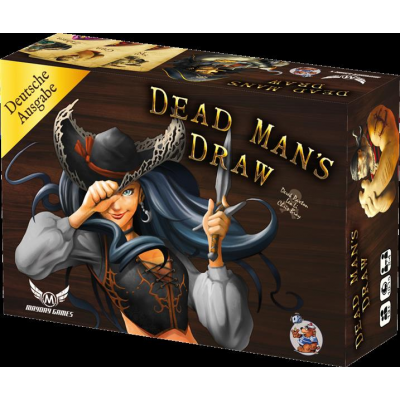 Dead Mans Draw, Deutsch