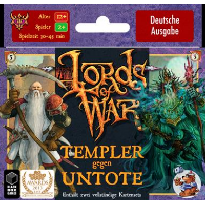 Lords of War: Templer gegen Untote