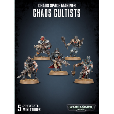 Easy to Build: Chaos Cultists