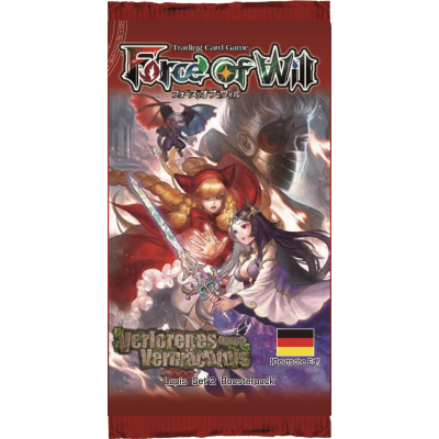FOW - L2 Verlorenes Vermächtnis Booster Pack (GER)