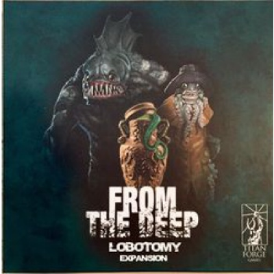 Lobotomy: From The Deep Expansion, English