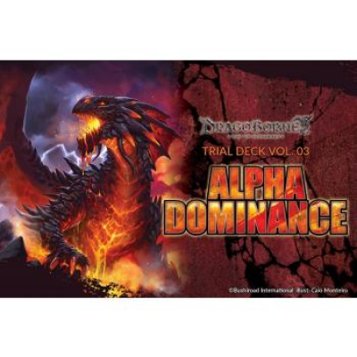 Dragoborne: Rise to Supremacy Trial Deck - Alpha...