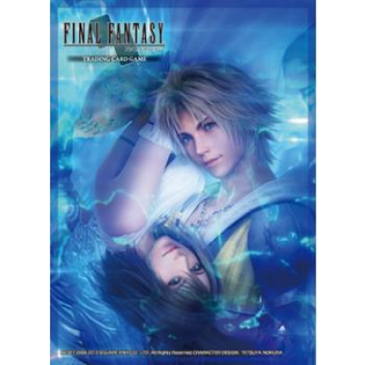 Final Fantasy TCG Supplies - Sleeves - FFX HD Remaster...