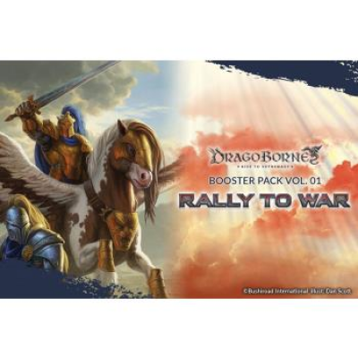 Dragoborne: Rise to Supremacy - Rally to War Booster...