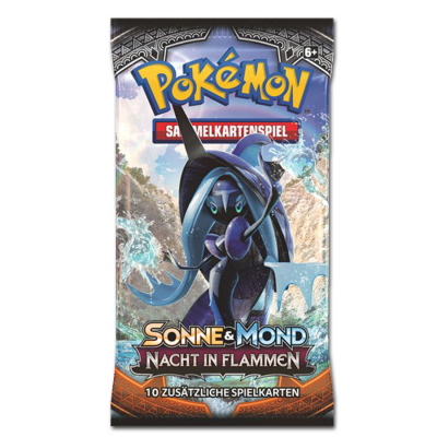 PKM - Sun and Moon Serie 3 - Booster Pack, German