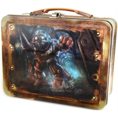 BioShock Lunch Box Big Daddy