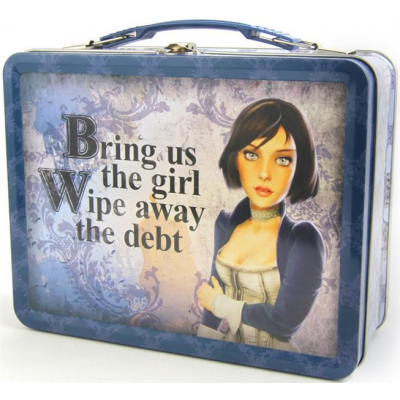 BioShock Lunch Box Elizabeth