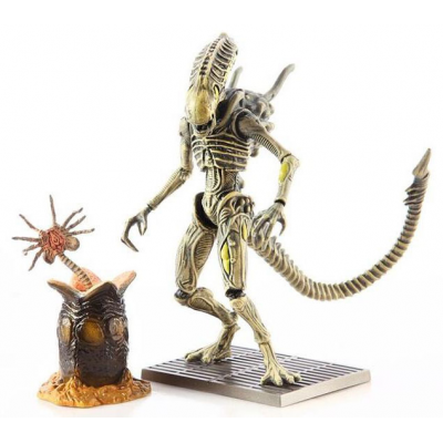Aliens Colonial Marines Action Figure 1/18 Xenomorph...