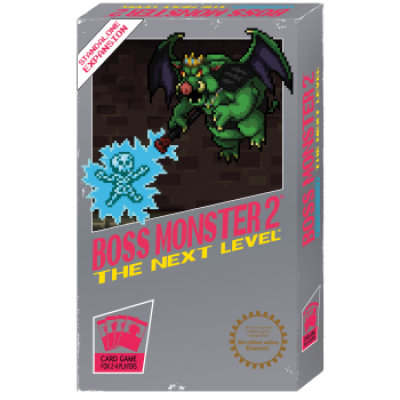 Boss Monster 2: The Next Level, English