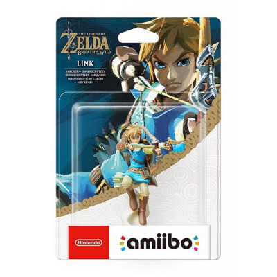 Amiibo - The Legend of Zelda Archer Link, Breath of the Wild