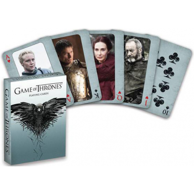 Game of Thrones Spielkarten 2nd Edition