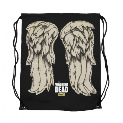 The Walking Dead Cinch Bag Daryl Wings