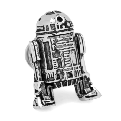 Star Wars Lapel Pin R2-D2 3D