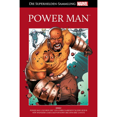 Hachette Rote Marvel Collection 14: Power Man