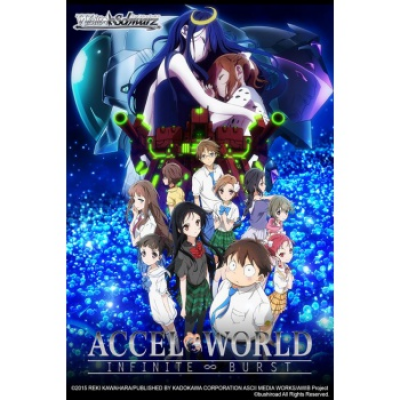 Weiß Schwarz - Booster Display: Accel World -Infinite...