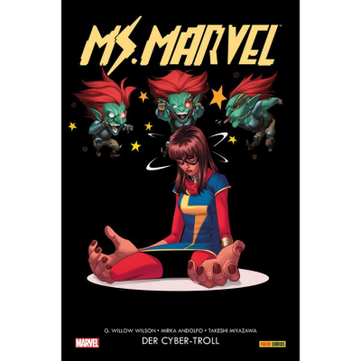 Ms. Marvel (All New 2016) 3: Der Cyber-Troll