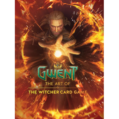 Gwent : The Art of The Witcher Card Game
