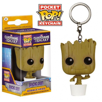 Guardians of the Galaxy Pocket POP! Vinyl Keychain...