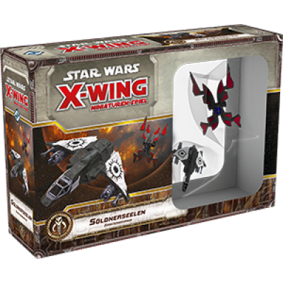 Star Wars X-Wing: Guns for Hire Expansion Pack, German